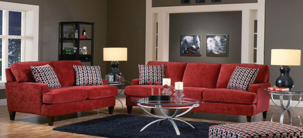 England Furniture Company Rooms