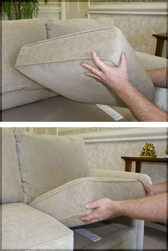 Rotate England Furniture Cushions