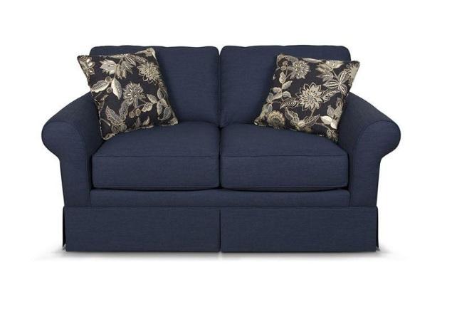 England Furniture Sarah Glider Loveseat