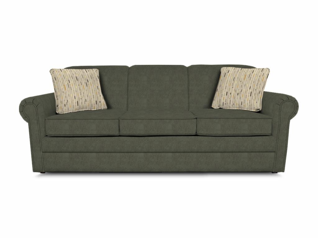 Blast Off Sterling Sofa