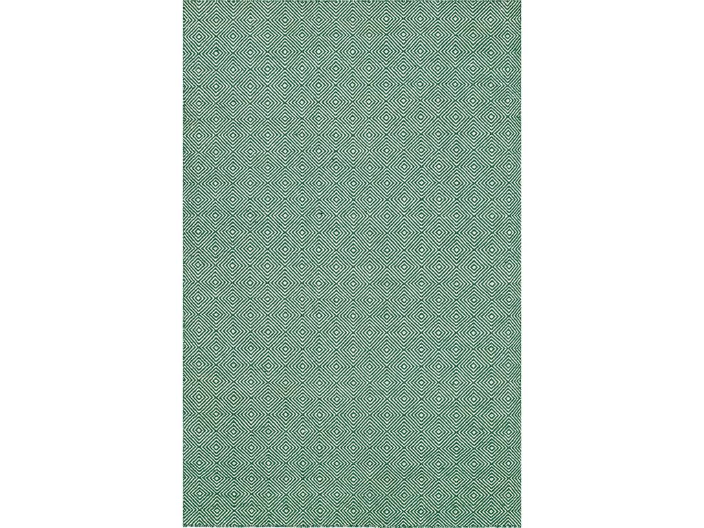 England Furniture Diamond Emerald Green Rug