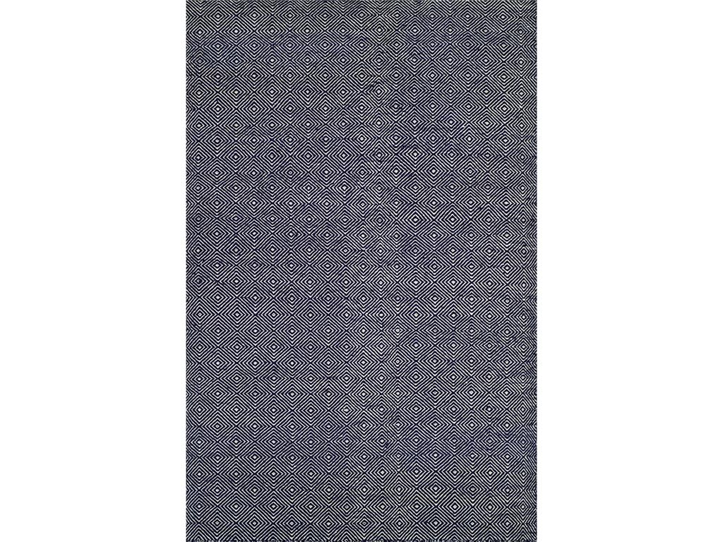 England Furniture Diamond Navy rug