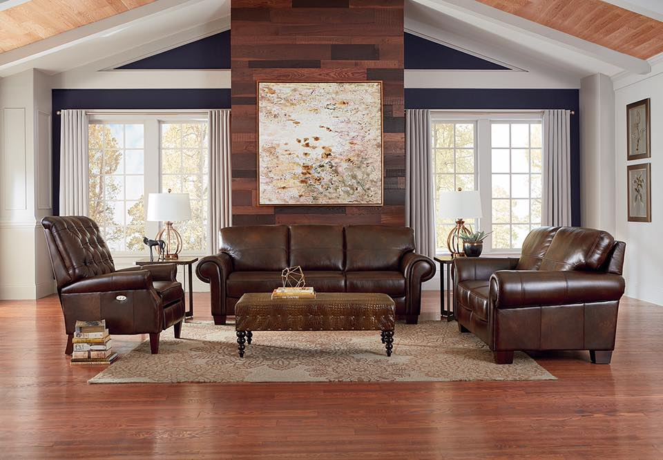 LeatherLivingRoomFurniture